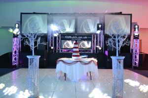 Christmas Party DJ. Indian & Asian Festive NYE DJ