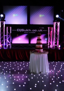 asian wedding Chateau Impney Asian Wedding DJs Birmingham