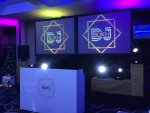 gold glitter sparkel dj package