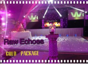DJ & Led Dance floor for package Wolverhampton birmingham