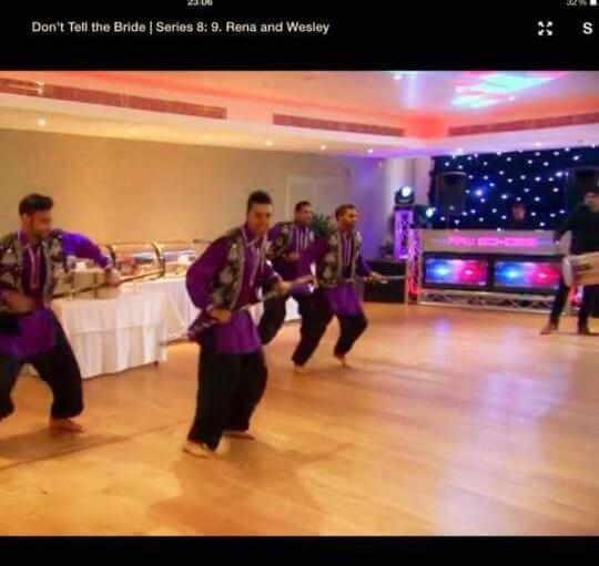 BBC Don't Tell The Bride.British Indian Wedding Raw Echoes Ltd