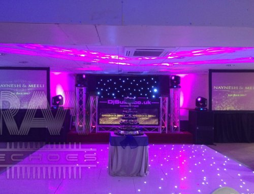 Asian Wedding DJ & Venue Wolverhampton