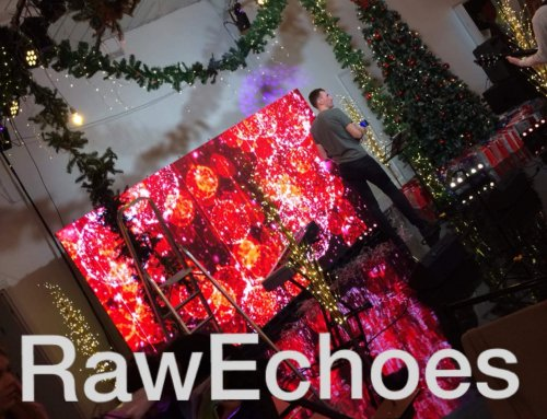 Led Screen Hired for a Church Christmas Function.