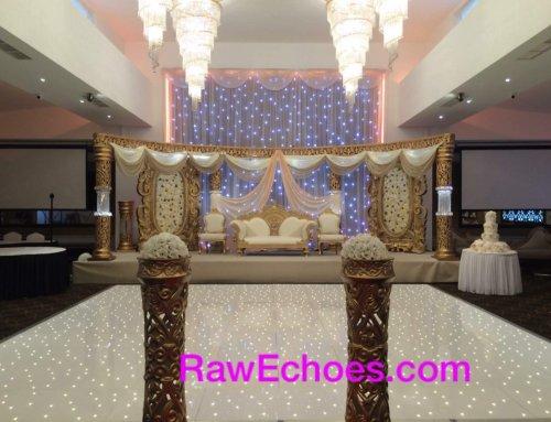 Wedding Venue Colour Lighting Hire