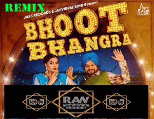 Bhoot Bhangra REmix Dj Sukh Raw Echoes New Punjabi Song 2019