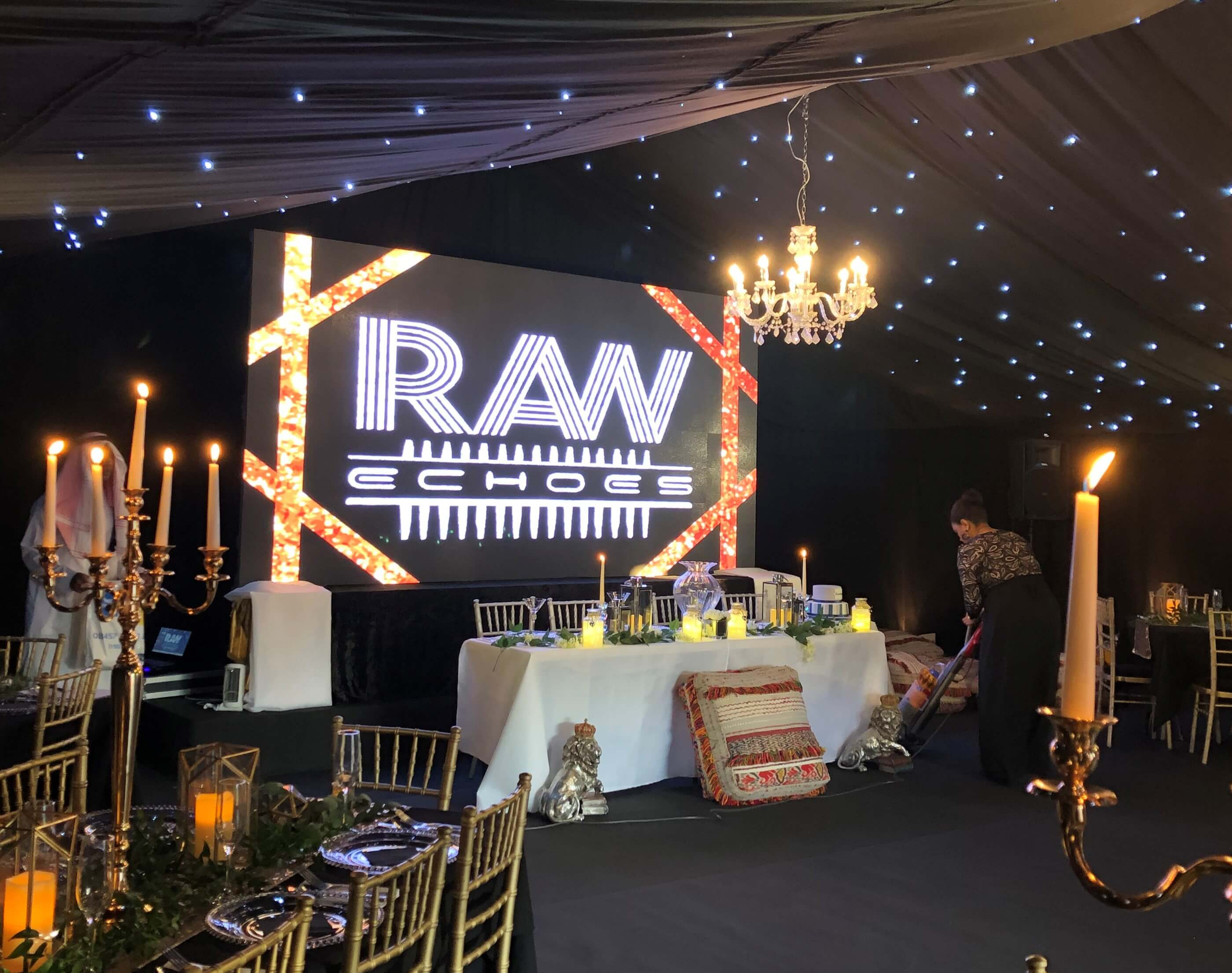 Large Screen For event and Weddings