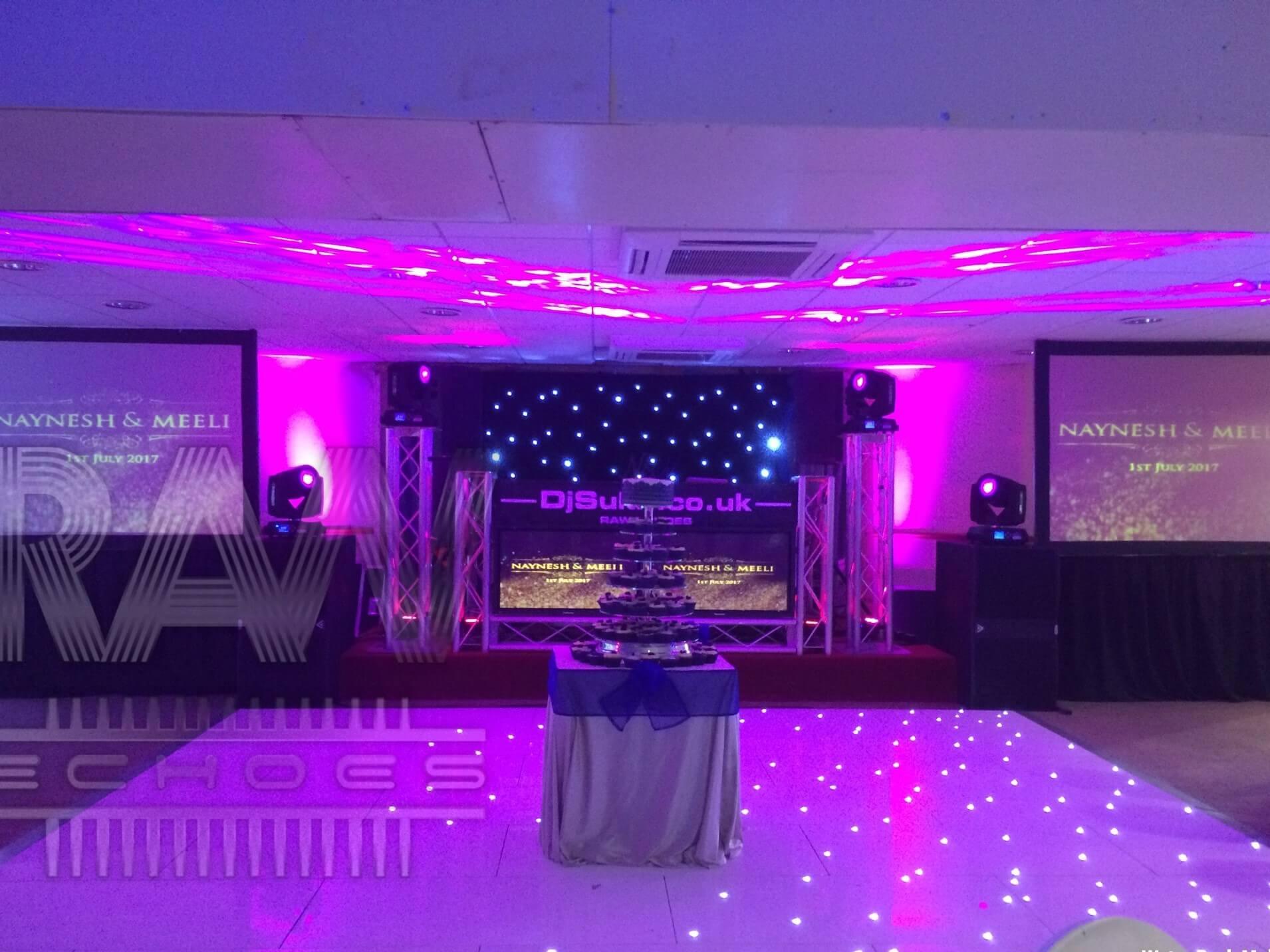 Asian Wedding DJ & Venue Wolverhampton