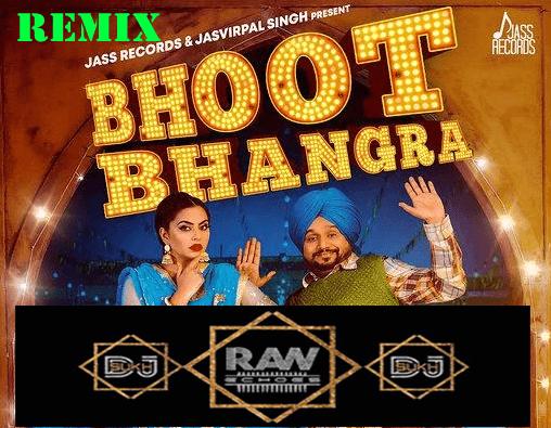 Bhoot Bhangra rEMIX DJ SUKH LONDON Karamjit Anmol & Nisha Bano