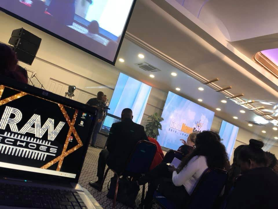 led screen church event uk 07940 084117